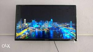 42 inch smart full HD Sony Brend new led TV with 2 HDMI 2