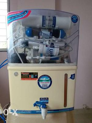 AquaGrand RO+UV Water Purifier with free 5 extra