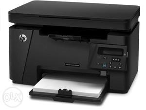 HP LaserJet Pro M126nw Multi-Function Monochrome