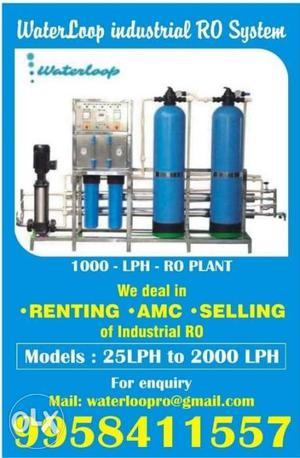 Industrial RO system for sale: All Variants