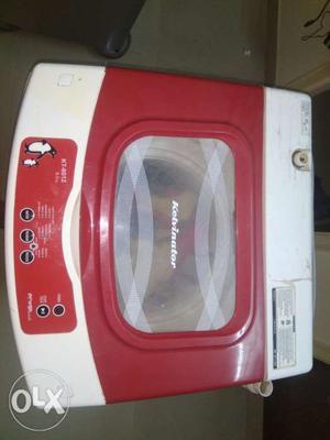 Kelvinator fully automatic top load washing