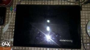 Lenovo laptop 500gb hard disk 4 gb ram you have