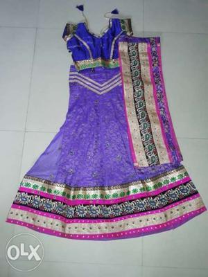 Rajputi Poshak Designer Langha Cotten Jords Posot Class
