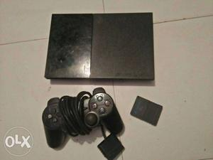 Playstion 2 good condition with controller and