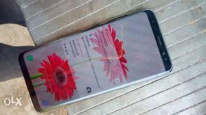 Samsung Galaxy S8 Plus 6 gb 64 GB memory good