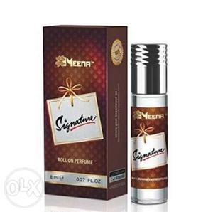 Signature roll on attar 8 ml with long lasting