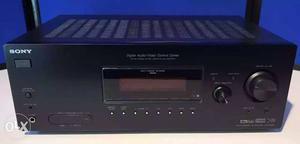 Sony STR-DG500/B - AV receiver - 6.1 channel 110w×6