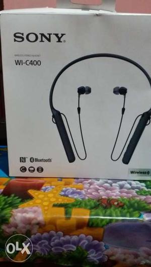 Sony Wireless Bluetooth Headphones nfc