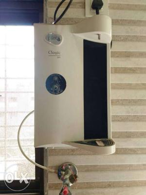 White Pureit Water Purifier