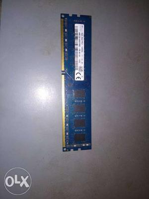 4GB DDR3 RAM Desktop, Dual Channel 2Rx8 PC3