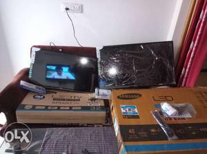 "Brand new 32"" led Samsung pannel full HD box pack"