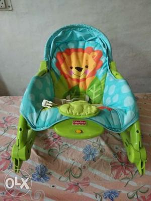 Fisher price Rocker for new born & toddlers It is