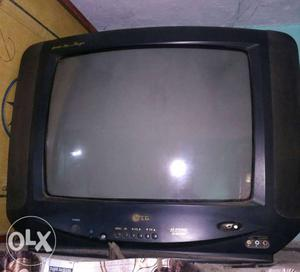 Lg Golden Eye Magic Colour Tv, 20 Inch Good