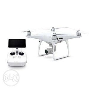 Phantom 4 helicam for rent with certified pilot
