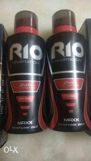 Rio Temptation Premium Deo at Rs 160 each