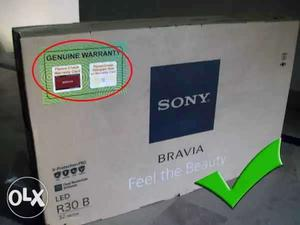 Sony 32 inch full HD led TV with home delivery free