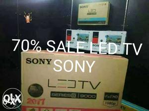 Sony 42 inch full HD led TV imported sale lot home delivery