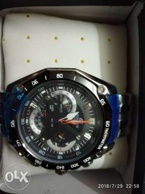 Brand new Edifice watch in discounted rate.