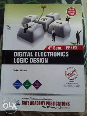 Digital Electronics Logic Design Book