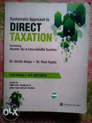 Direct tax- its helpfull for b.com,those who want