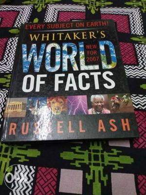 Fact book by Russel Ash. Came out in ,