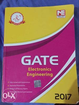 Gate Electronics Engineering Book