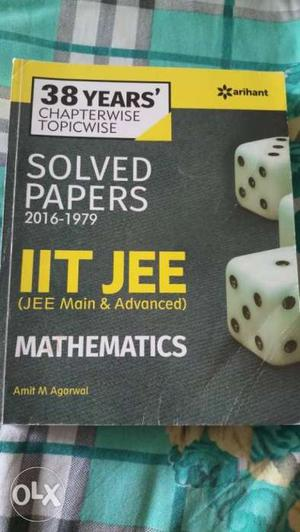 Iit Jee Solved Papers Of arihant