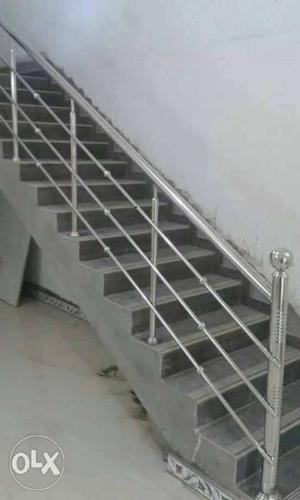 S S Railing Jindal Matriyal Lohegaon