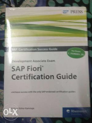 SAP Fiori Original Brand New Certification Guide