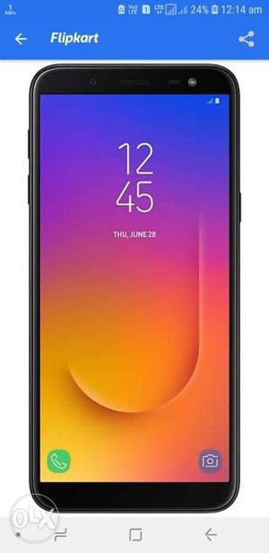 Samsung Galaxy j6 8 days old 4GB ram 64 GB