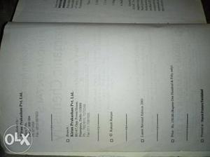 2 book set of chemistry and inorganic chemistry