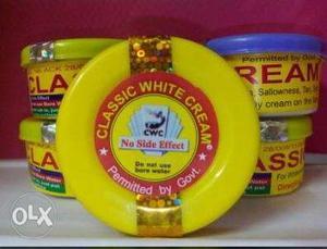 Classic White Cream Anti Pigmentation for men