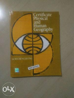 Physical and Human geography new book