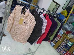 Shirts zone buy 4 shirts at Rs 899 only