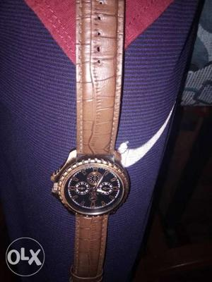 New and fashionable watch..just for you