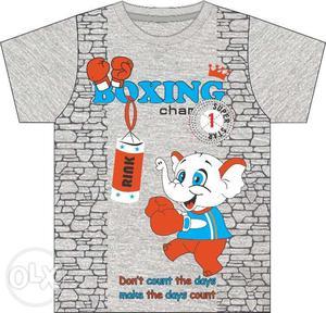 T shirt Design and colour seprations