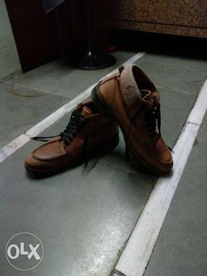 Zara Men Original Boots saiz 10. In Good Condition