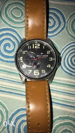 1.5 years old Tommy Hilfiger watch. 50M water