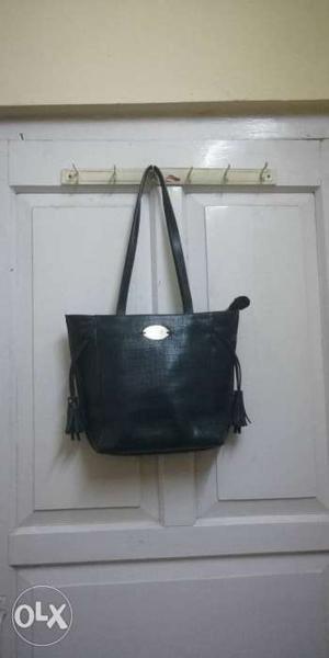 Hidesign Original blue bag for women.. In Good