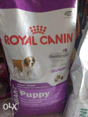 Royal Canin Giant Puppy 15 kg. Best price in Chennai