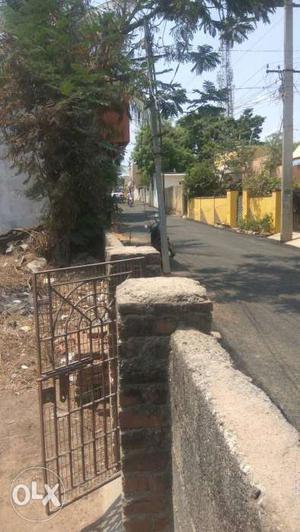 House & land sale in Pallavaram  sqft 76 L