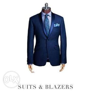 Louis Philippe suit,40 size.light blue color,only one