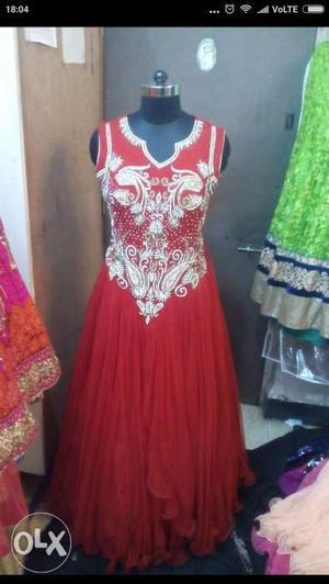 Gowns & lehengas on sale, for details please