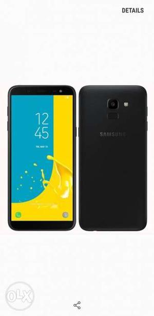 Samsung j6 infinity 64 gb,4 gb RAM, it is in new