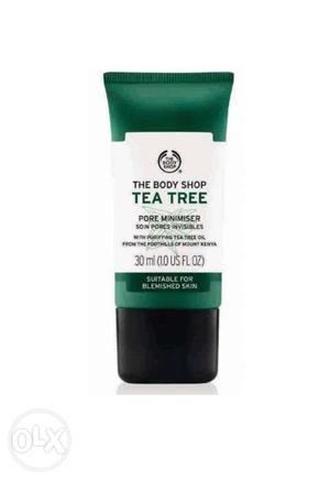 This is tea tree pore minimizer I know everyone