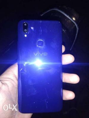 Vivo V9 Only One week old Brand new phon BLUE COLOR ONLY