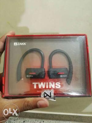 Zakk Wireless Bluetooth Earphones waterproof