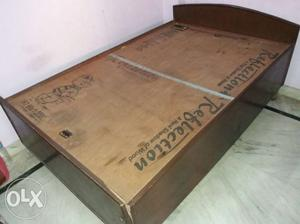 6/4 foot size bed box, 2.5 year old, if