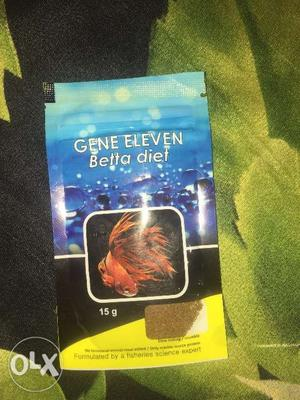 Gene eleven betta diet for sale at just Rs 125