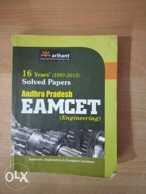 16 Years' Solved Papers Andhra Pradesh EAMCET Engineering